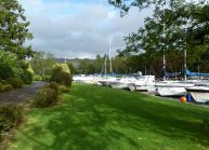 Marina at Newby Bridge