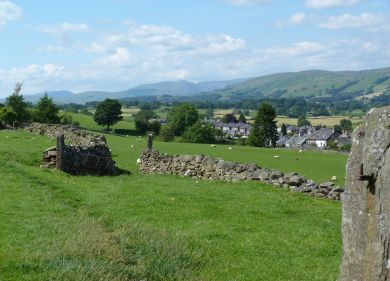 Looking to Kentmere