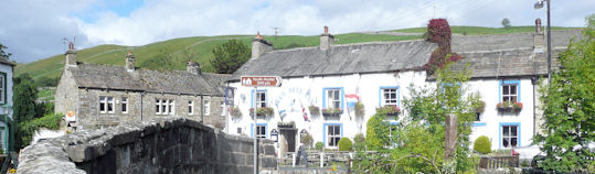 Blue Bell Inn Kettlewell