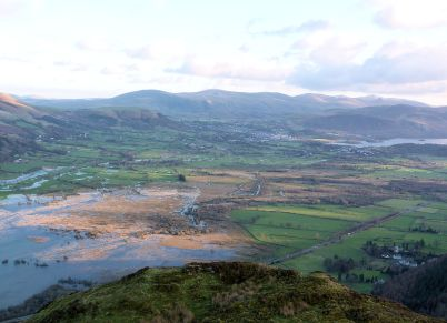 Near Lords Seat