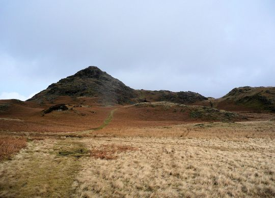 Stickle Pike, Duddon Valley