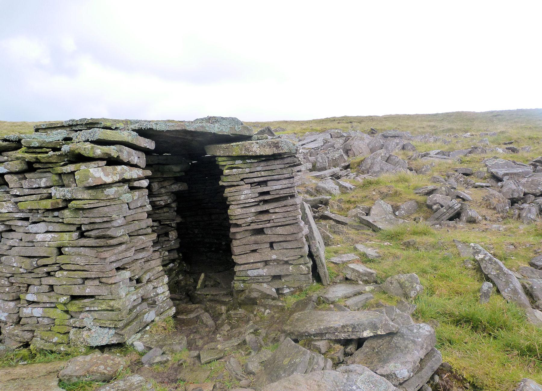 Baugh Fell shelter