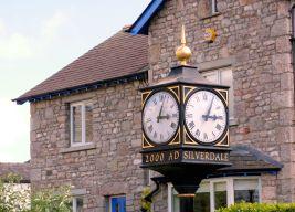 Silverdale village