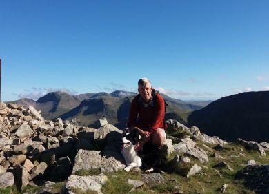 High Crag summit