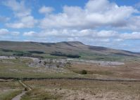 Whernside from Ingleborough