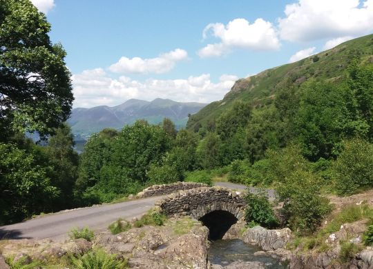 Ashness Bridge