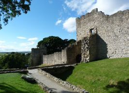 Castle at Pickering