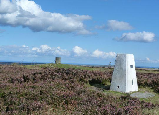 Summit of Beacon Hill