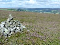 Summit of Easterside Hill