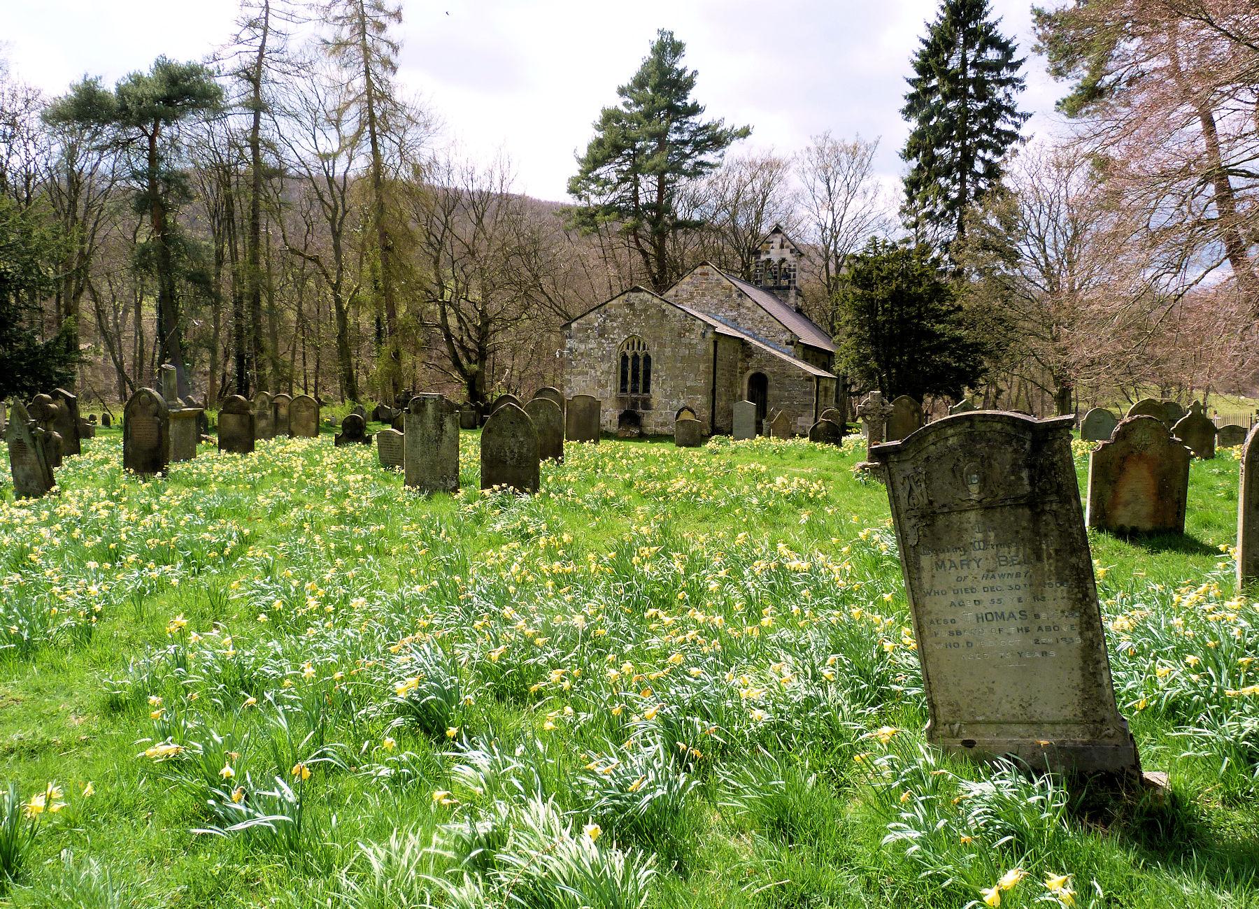 Hawnby Church