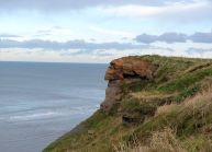 Cliffs near Whitby