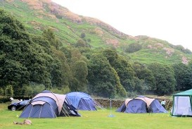 Camping in Eskdale