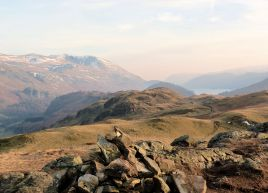 Summit of High Rigg
