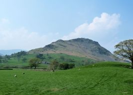 Helm Crag, the Lion & the Lamb