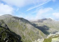 Views over Scafell Pike