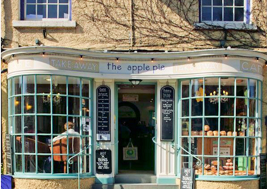 Apple Pie Tea Rooms