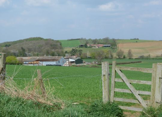 Cotril Farm at Terrington