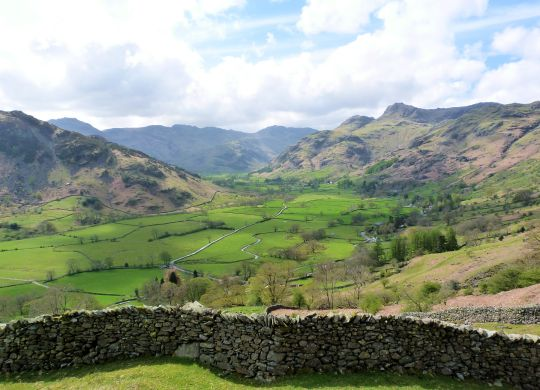 Views over Langdale