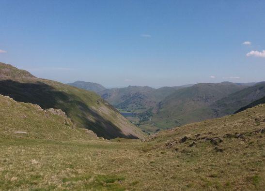 Near Hart Crag