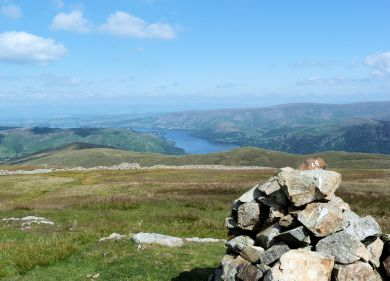 Ullswater from Birkett Fell