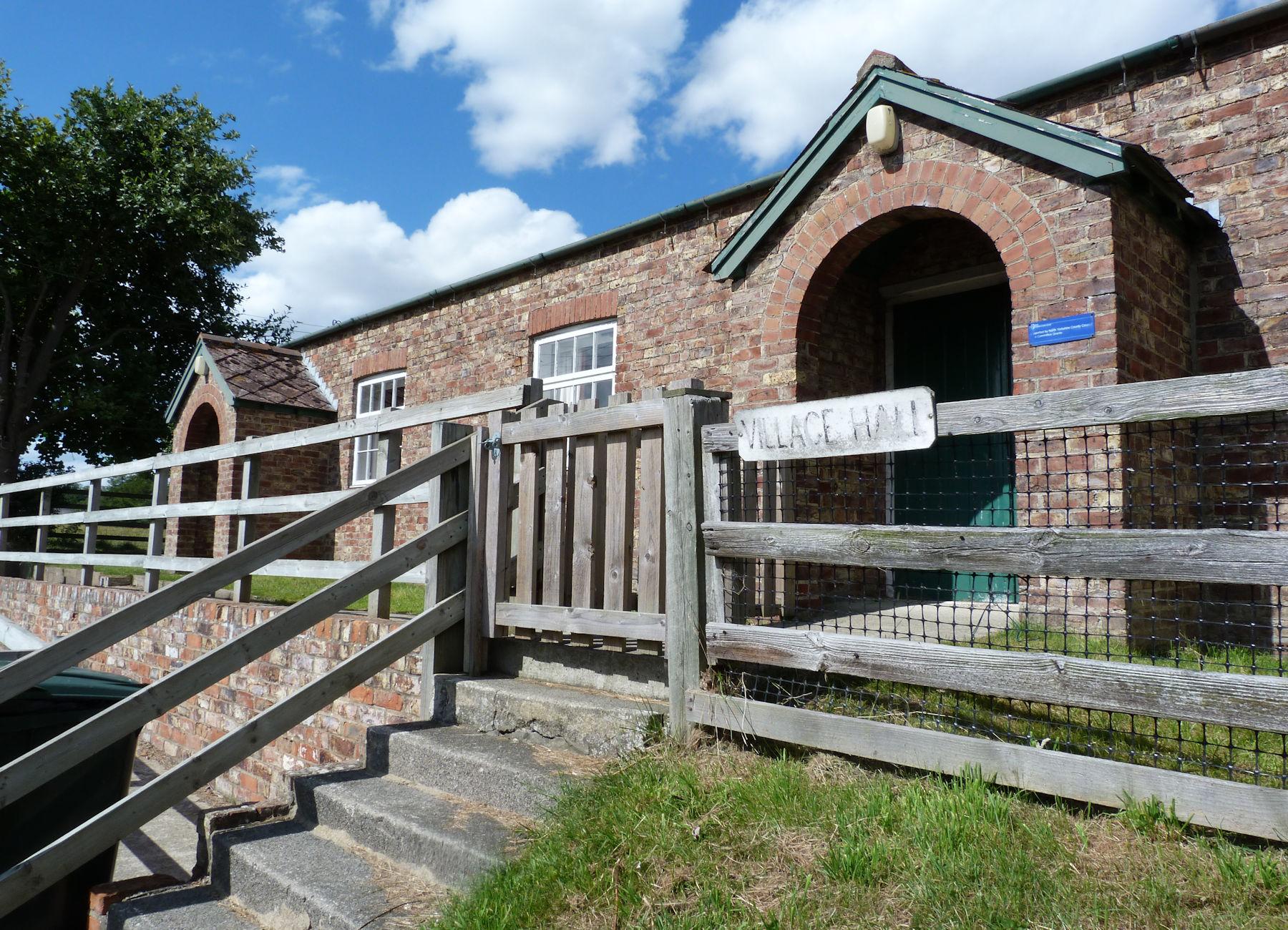 Village Hall at Low Hutton