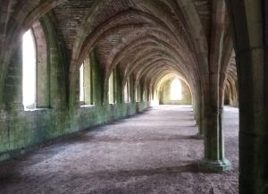 Inside the Cloisters