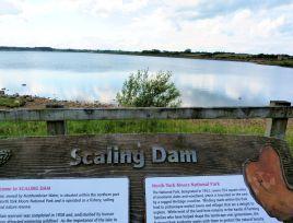 Scaling Dam Reservoir