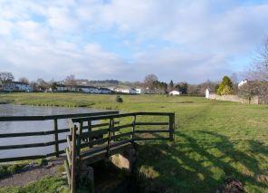 Caldbeck village green