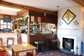 Gosforth Hall bar