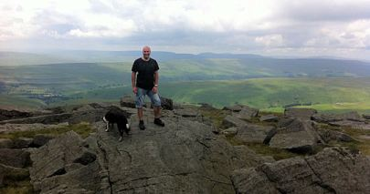 Keigh on Great Whernside