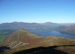 Over Derwentwater