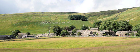 Halton Gill hamlet