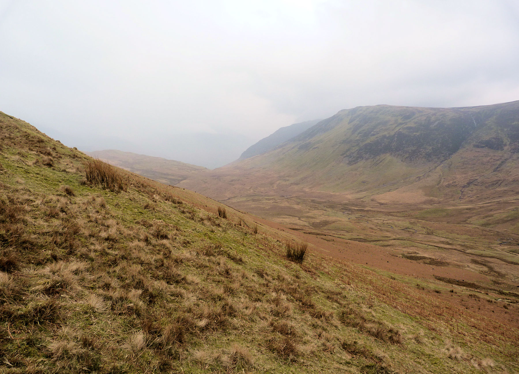 Slopes of Hen Comb