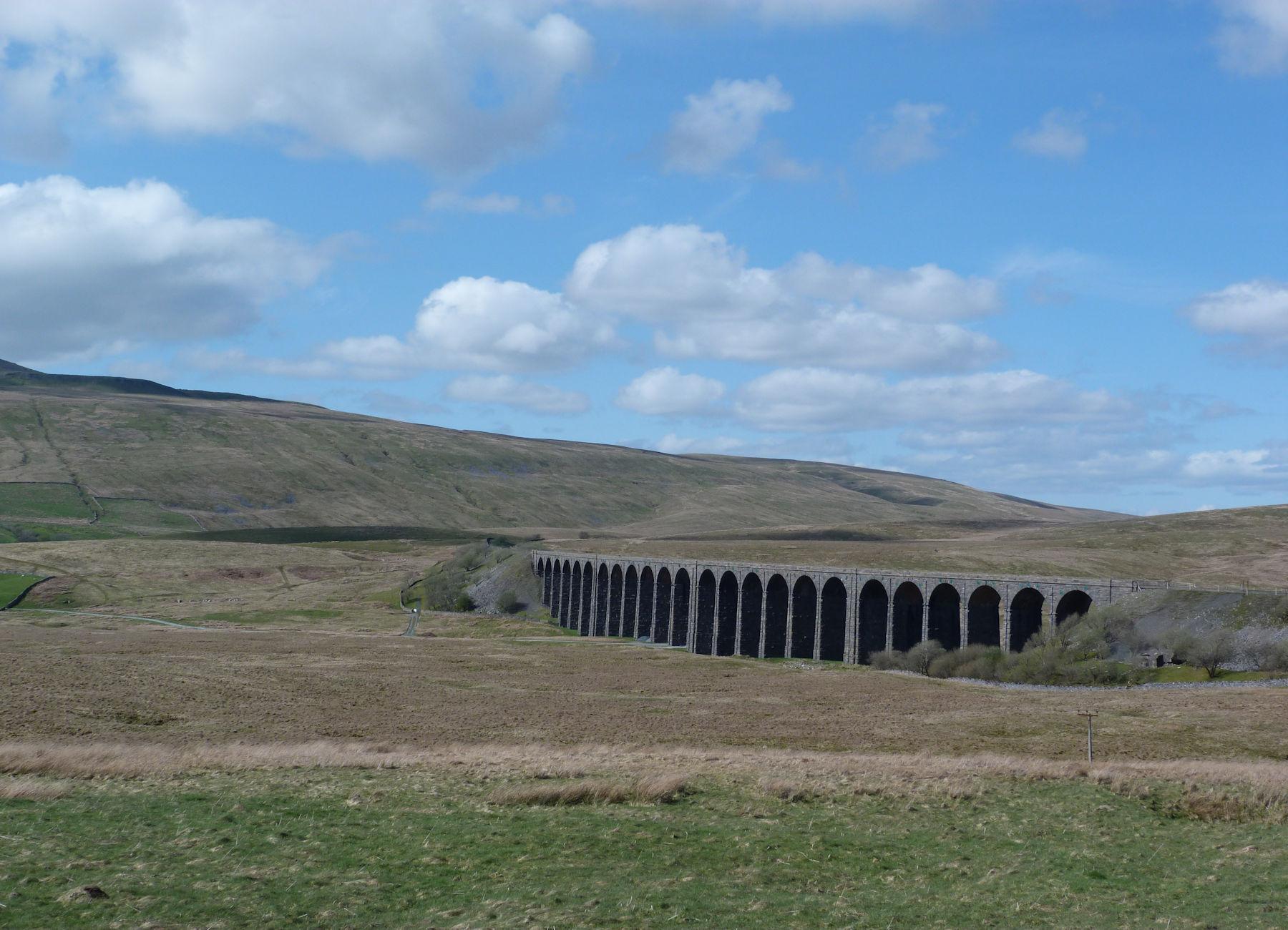 Viaduct at Ribblehead