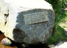 Bronte Bridge stone