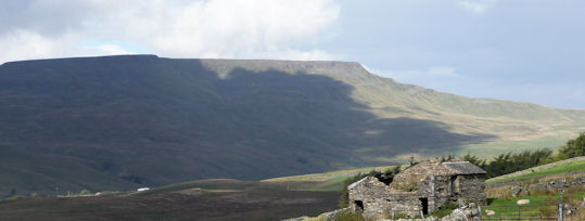 Wild Boar Fell from south