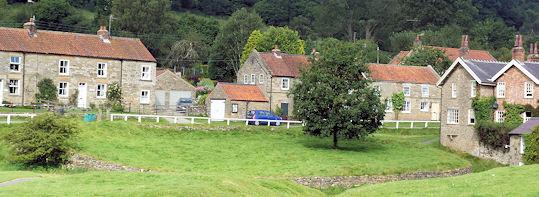 Village green at Hutton le Hole