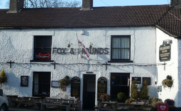 Fox and Hounds, West Burton