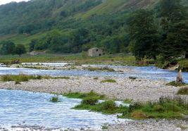 River Skirfare near Arncliffe