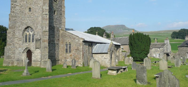 The church at Horton