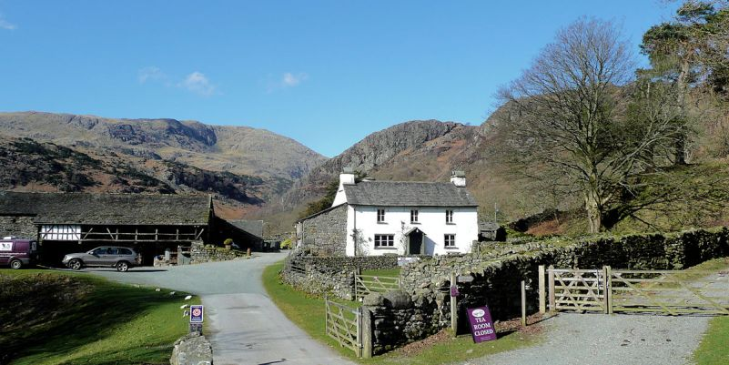 Yew Tree Cottage, Coniston
