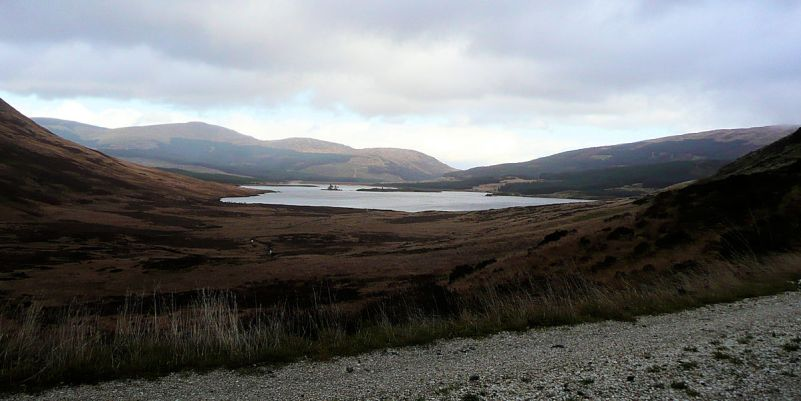 Lonely Loch Dee