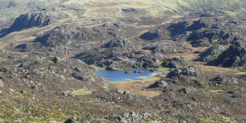 Innominate Tarn, Haystacks