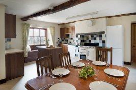 Lakeland Farmhouse Holiday Cottage Kitchen