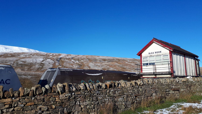 Blea Moor station