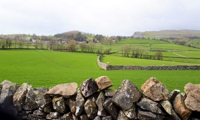 Austwick from the east