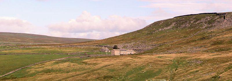 Hag Dyke on Great Whernside
