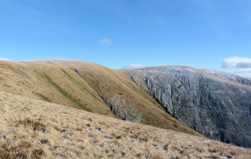 On the Howgills