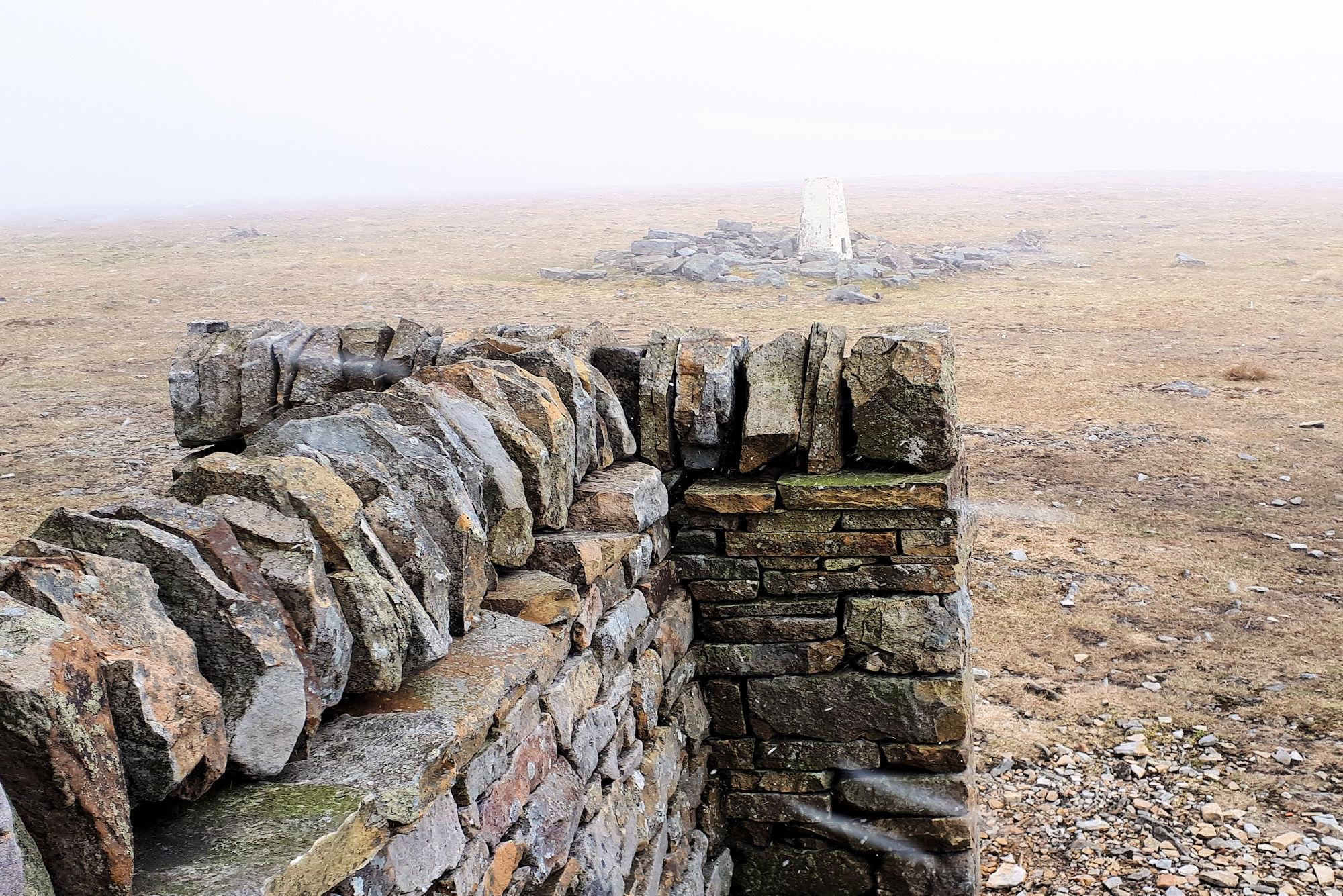 Summit Trig Point
