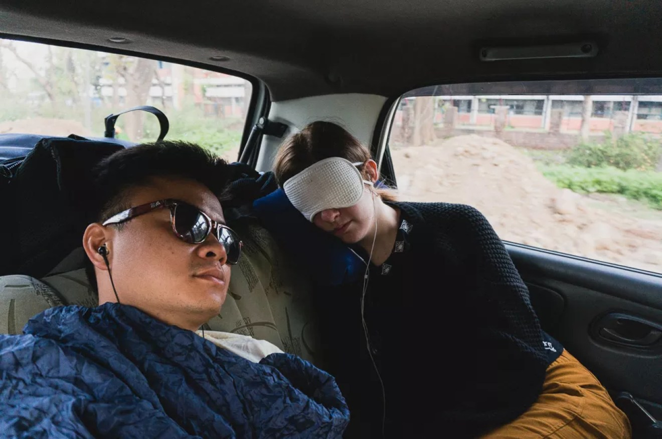 Car Ride From Pathankot To McLeod Ganj